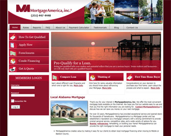 Local Alabama Mortgage